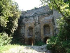 luoghi segreti a due passi da roma il ponte lupo