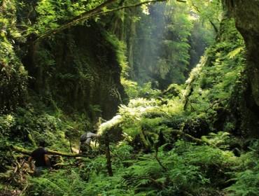 gli itinerari più avventurosi - Il fosso del Peccato