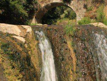 super Acqua Trekking vicino Roma