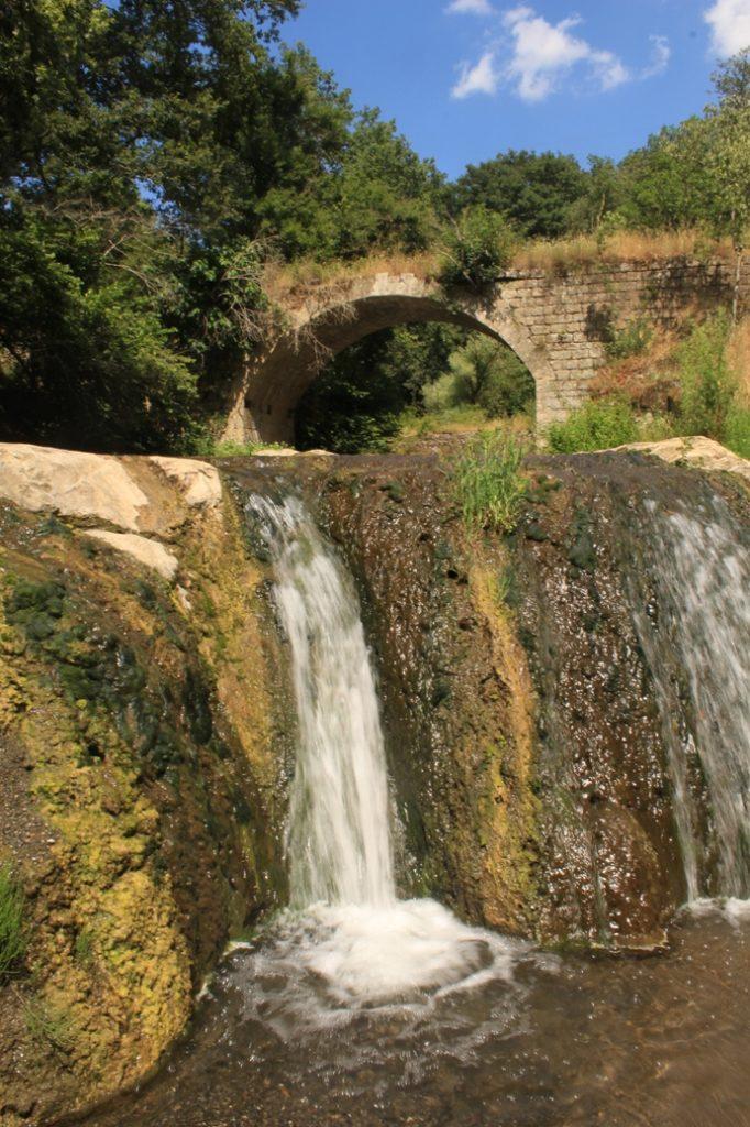 super Acqua Trekking vicino Roma - mola paradisi