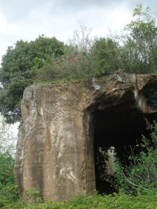 Cave di Salone particolare