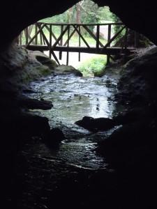 luogo segreto sbocco dell'acquedotto degli olmetti