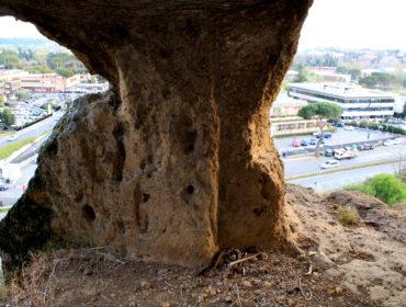 Guida ai luoghi segreti - i fori di Saxa Rubra