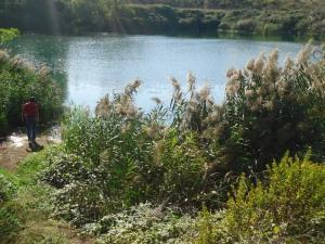 il lago di Lunghezza