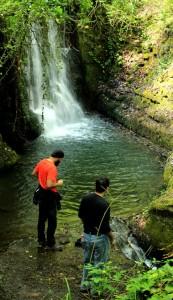 mola di Magliano la prima cascat