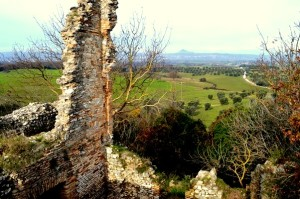 Panorama da Grotta Marozza