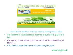 efficienza energetica e 5 Stelle settima slide