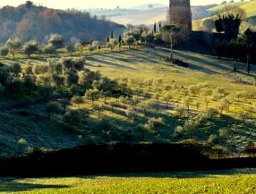 luoghi segreti in treno - Torre Fiora (Monte Rotondo)