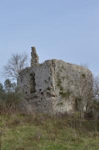 sommità di Grotta Marozza presso Torre Fiora