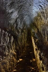 il cunicolo-acquedotto etrusco del fosso della Torraccia