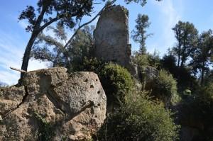 il castello di Filissano