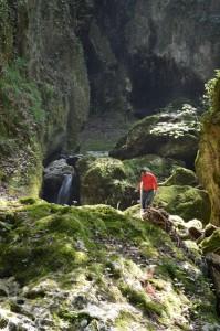 I luoghi segreti più belli la gola di ponte lupo