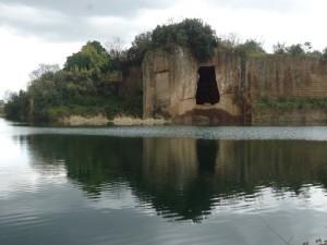 Luoghi segreti nei pressi di Roma Le cave di Salone