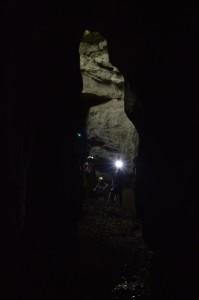 luogo segreto a Formello le gallerie etrusche