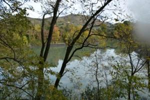 lago sotto Torre Baccelli