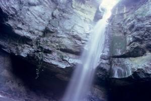 luoghi segreti vicino roma la cascata dell'inferno