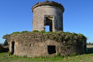 luoghi segreti nei dintorni di Roma - Torre Righetti sopra il Trullo