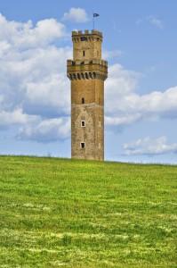 I luoghi segreti di Marco Scataglini - la Torre della Cecchignola