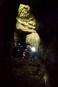 guide per i luoghi segreti - le gallerie etrusche di Formello