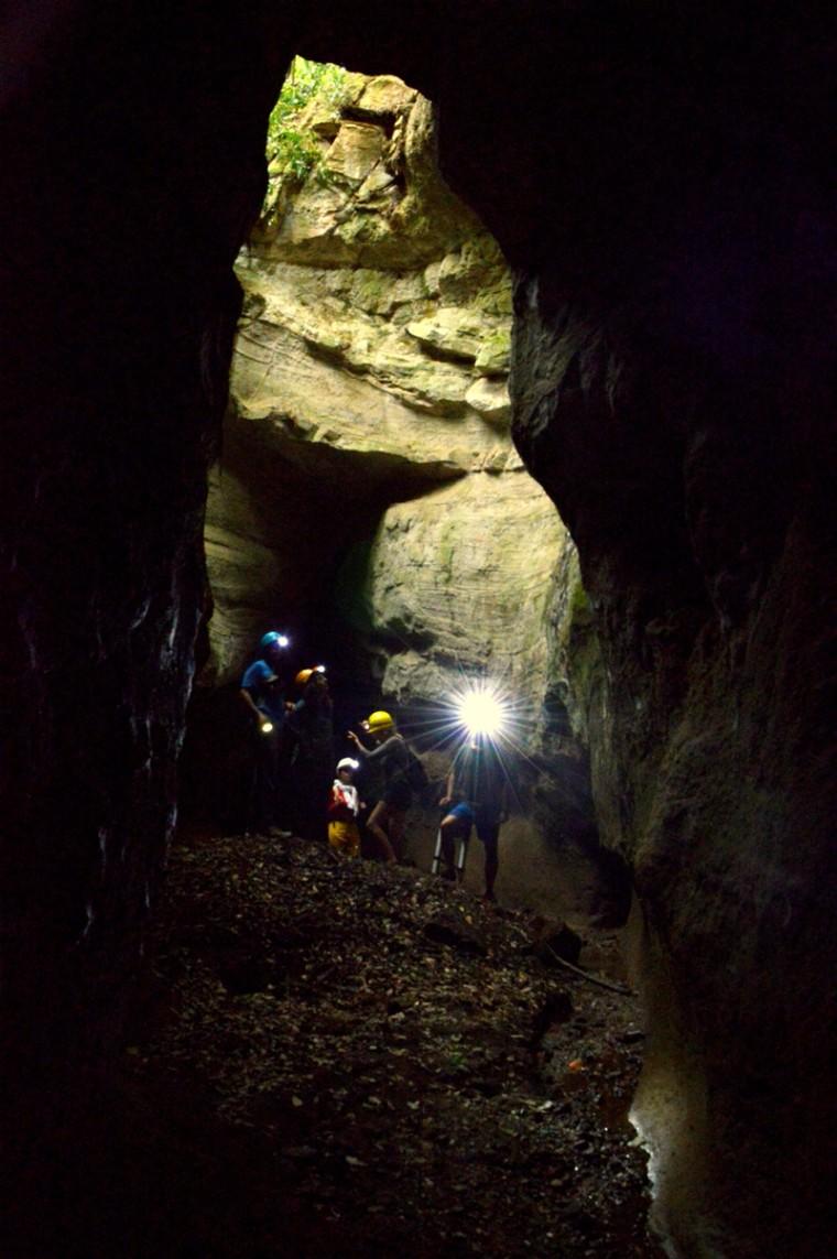 Escursioni a chilometro zero - le gallerie etrusche di Formello