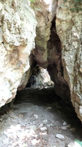 Particolare di Grotta Marozza - foto di Simone de Fraja