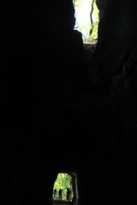 Il traforo romano di Torre di Pietra Pertusa