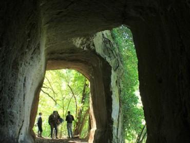 Dieci luoghi segreti a Roma - Le Gallerie di Pietra Pertusa