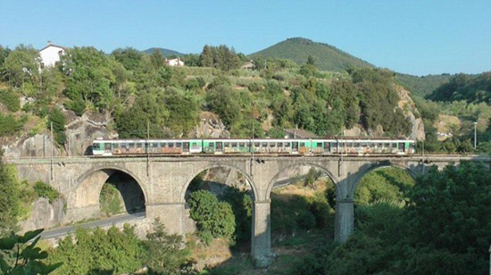 Luoghi Segreti in Treno e Bici