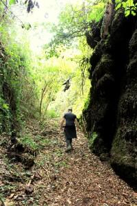 La Tagliata Grotte delle Cave presso Rocca di Papa