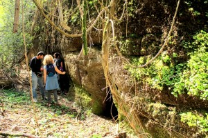 la Tagliata Grotte delle Cave