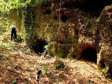La Tagliata delle Grotte Cave