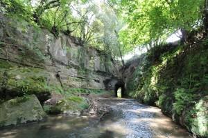 Sette luoghi etruschi vicino Roma - il Ponte Sodo - foto di S. Cardarelli