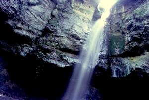 Luoghi Segreti nel parco di Veio - La Cascata dell'Inferno