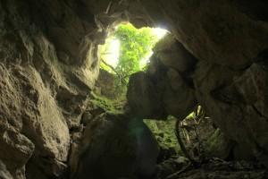 Luoghi segreti nascosti Le Cave di Grotta Oscura
