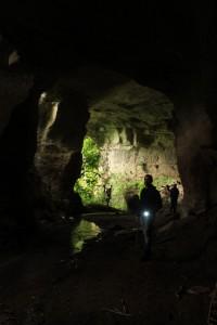 Le cave del fosso del Drago
