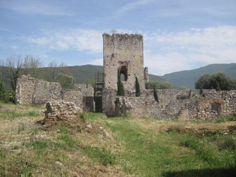 valorizzare il territorio fortificazioni di Stazzano e Montefalco
