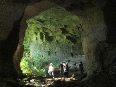 Escursioni del 2018 - le cave del fosso del Drago