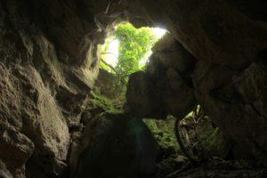 Gli ultimi luoghi segreti a due passi da Roma - le cave di Grotta Oscura