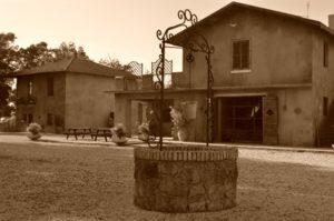 La seconda guida ai luoghi segreti - piccolo borgo presso Settebagni