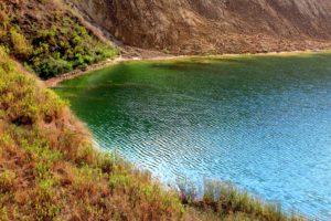 I laghi delle cave - i laghi della cava della Marcigliana