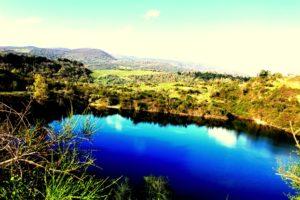 i laghi delle cave della Mercareccia (Canale Monterano)