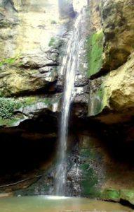 segreti nel parco di Veio - la cascata dell'Inferno