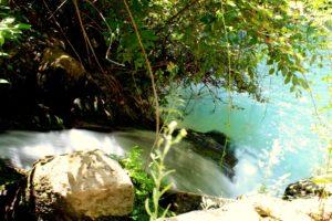 Ponti e cascate di Gallicano - presso Ponte Taulella