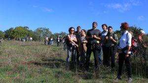 Il social trekking - sull'altopiano che porta a Belmonte