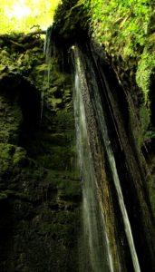 cascate vicino Roma - cascata della mola di Maglianì