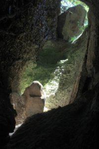Gli ultimi luoghi segreti a due passi da Roma - l'antica via Laurentina - grotte presso S. Angelo in Lacu