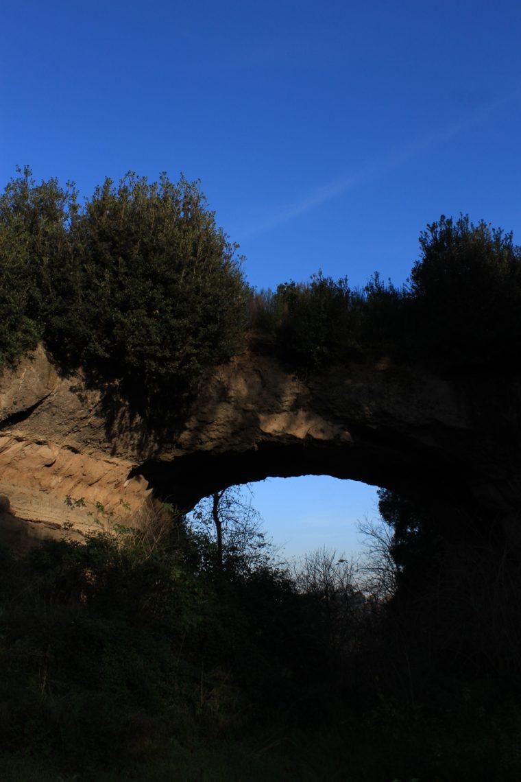 Luoghi segreti vicino Roma - L'Arco del Pino