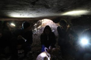 L'eremo di S. Silvestro - uno dei luoghi segreti presso Sacrofano
