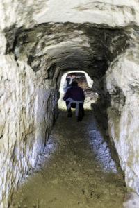 senza guide escursionistiche - l'eremo di S. Silvestro - Sacrofano - foto di G.Giuliani