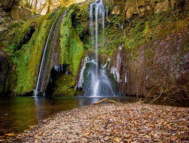 cascate vicino Roma - La cascata di S. Vittorino - foto di S. de Francesco